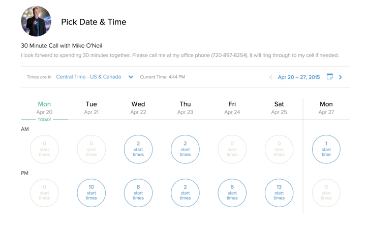 Sales Hack #22: The Call Scheduling Hack - The Original